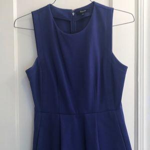 Madewell Indigo dress